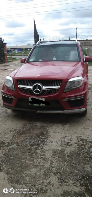 Mercedes-Benz GLK-Class 2012 350 Red | Cars for sale in Delta State, Uvwie