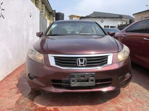 Honda Accord 2008 Brown | Cars for sale in Lagos State, Ikeja