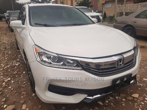 Honda Accord 2016 White | Cars for sale in Abuja (FCT) State, Wuse