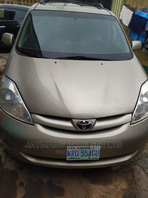 Toyota Sienna 2007 XLE Beige   Cars for sale in Lagos State, Ikorodu