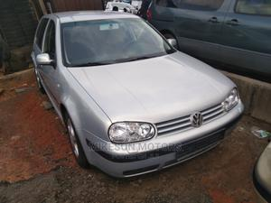 Volkswagen Golf 2002 1.8 T GTI Silver | Cars for sale in Lagos State, Apapa