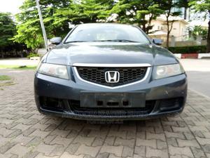 Honda Accord 2004 Sedan DX Gray   Cars for sale in Abuja (FCT) State, Jabi