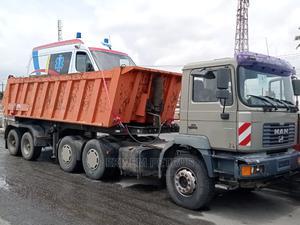 European Used Man Dsl Complete Dump Trailer Bucket Truck | Trucks & Trailers for sale in Lagos State, Amuwo-Odofin