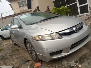 Honda Civic 2010 Silver | Cars for sale in Lagos State, Ifako-Ijaiye