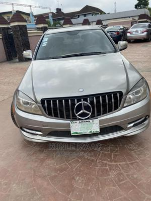 Mercedes-Benz C300 2010 Silver | Cars for sale in Lagos State, Alimosho