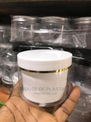 Cream Container for Packaging Body Food   Manufacturing Materials for sale in Lagos State, Ogudu