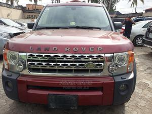 Land Rover Lr3 2006 HSE Red | Cars for sale in Lagos State, Ikeja
