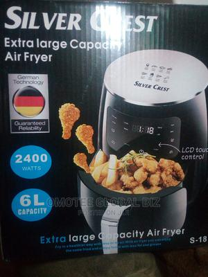 Silver Crest Extra Large Capacity Air Fryer | Kitchen Appliances for sale in Lagos State, Ikeja
