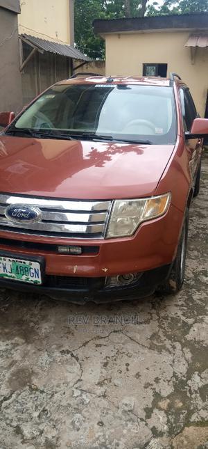Ford Edge 2008 Orange | Cars for sale in Oyo State, Ibadan