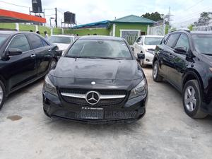 Mercedes-Benz CLA-Class 2016 Base CLA 250 FWD Black   Cars for sale in Lagos State, Ogba