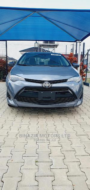 Toyota Corolla 2018 LE (1.8L 4cyl 2A) Gray | Cars for sale in Lagos State, Lekki