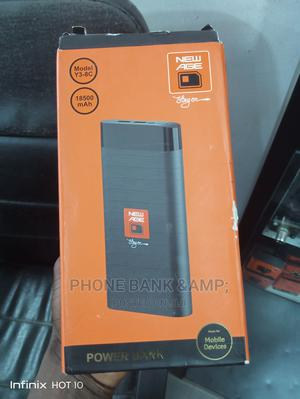 NEW AGE 18,500mah Powerbank | Accessories for Mobile Phones & Tablets for sale in Lagos State, Agege