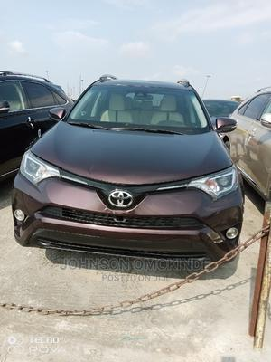 New Toyota RAV4 2019 Limited AWD Brown | Cars for sale in Lagos State, Apapa