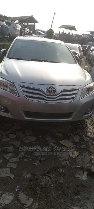 Toyota Camry 2008 3.5 XLE Silver | Cars for sale in Lagos State, Apapa