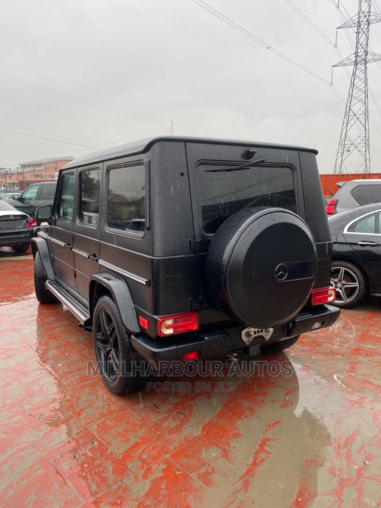 Mercedes-Benz G-Class 2014 Black   Cars for sale in Lekki, Lagos State, Nigeria