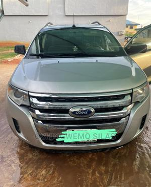Ford Edge 2012 Silver | Cars for sale in Edo State, Benin City