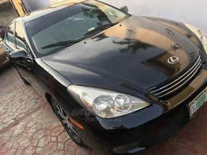 Lexus ES 2002 300 Black | Cars for sale in Lagos State, Ikeja