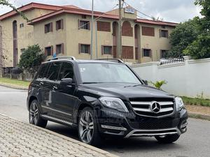 Mercedes-Benz GLK-Class 2015 Black | Cars for sale in Abuja (FCT) State, Apo District