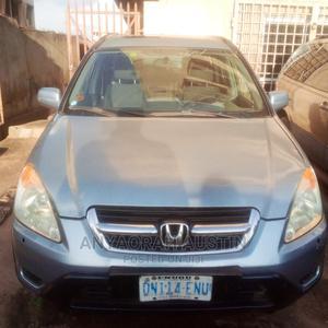 Honda CR-V 2004 Blue | Cars for sale in Enugu State, Enugu