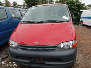 2003, Toyota Hiace Bus | Buses & Microbuses for sale in Lagos State, Apapa