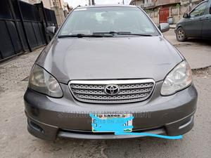 Toyota Corolla 2006 S Gray | Cars for sale in Lagos State, Gbagada