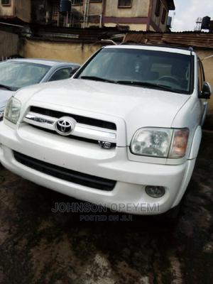 Toyota Sequoia 2006 White | Cars for sale in Lagos State, Ikeja