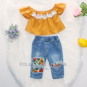 Top and Jeans   Children's Clothing for sale in Lagos State, Ikorodu