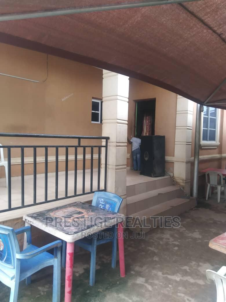 A Functional Hotel on Over Half Plot of Land   Commercial Property For Sale for sale in Alakuko, Ifako-Ijaiye, Nigeria