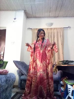 Adire Silk Boubou Available as Seen | Clothing for sale in Lagos State, Ikeja