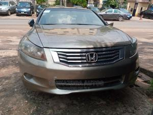 Honda Accord 2008 2.0 Comfort Automatic Gold   Cars for sale in Lagos State, Ikeja