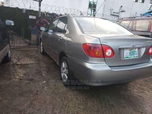 Toyota Corolla 2004 Gray | Cars for sale in Rivers State, Eleme