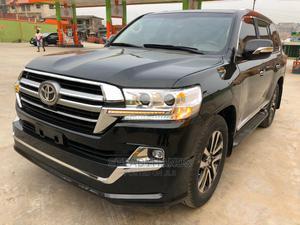Toyota Land Cruiser 2020 4.0 V6 GXR Black   Cars for sale in Lagos State, Lekki