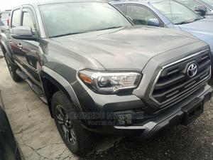 Toyota Tacoma 2017 Gray   Cars for sale in Rivers State, Port-Harcourt