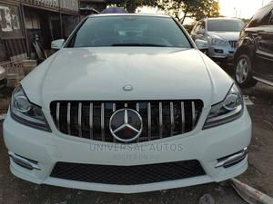 Mercedes-Benz C300 2012 White | Cars for sale in Lagos State, Apapa