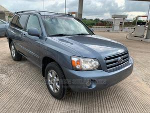 Toyota Highlander 2005 V6 Gray | Cars for sale in Oyo State, Ibadan