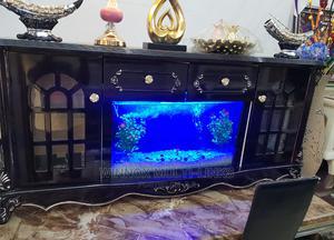 New Model Aquarium Design Tv Stand | Furniture for sale in Lagos State, Ogba