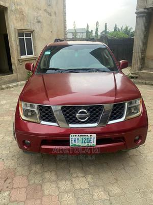 Nissan Pathfinder 2004 SE Red | Cars for sale in Oyo State, Ibadan