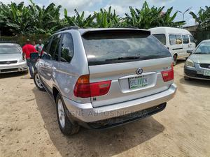 BMW X5 2004 4.8 IS Silver | Cars for sale in Akwa Ibom State, Uyo
