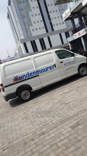 Van Hire Services Lagos | Logistics Services for sale in Lagos State, Lekki