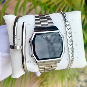 Luxury Casio Touch Screen Digital Wrist Watch   Watches for sale in Lagos State, Surulere