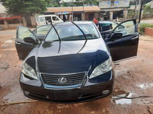Lexus ES 2008 350 Black | Cars for sale in Anambra State, Nnewi