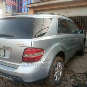 Mercedes-Benz M Class 2006 Green | Cars for sale in Lagos State, Alimosho