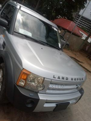 Land Rover Lr3 2008 V8 SE AWD Silver | Cars for sale in Lagos State, Ikoyi