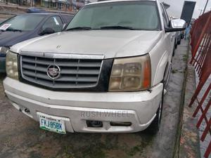 Cadillac Escalade 2007 White | Cars for sale in Rivers State, Port-Harcourt