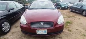 Hyundai Accent 2009 1.6 SE Red | Cars for sale in Abuja (FCT) State, Kubwa