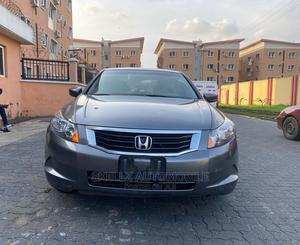 Honda Accord 2008 2.4 EX Automatic Gray | Cars for sale in Lagos State, Abule Egba