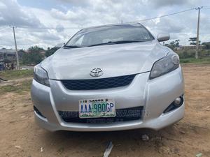 Toyota Matrix 2010 Silver | Cars for sale in Ogun State, Ado-Odo/Ota