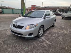 Toyota Corolla 2009 Silver | Cars for sale in Oyo State, Ibadan