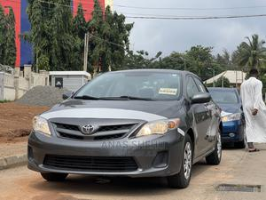 Toyota Corolla 2013 Gray | Cars for sale in Abuja (FCT) State, Asokoro