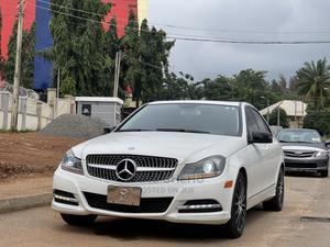 Mercedes-Benz C300 2013 White | Cars for sale in Abuja (FCT) State, Asokoro